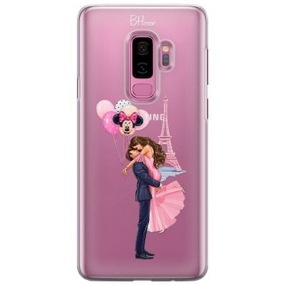 Love in Paris Case Samsung S9 Plus