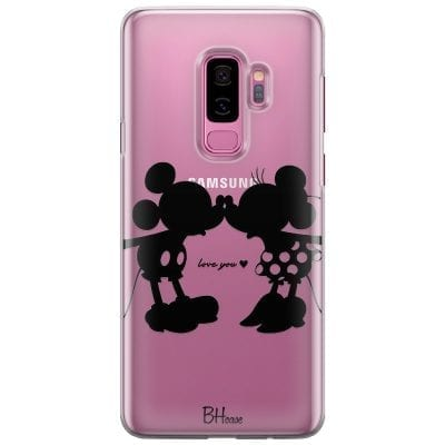 Minnie & Mickey Mouse Case Samsung S9 Plus