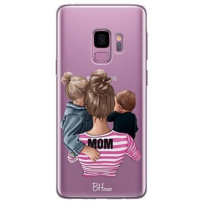 Mom Of Boy And Girl Case Samsung S9