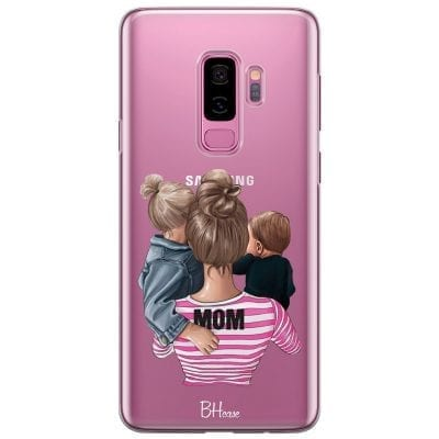 Mom Of Boy And Girl Case Samsung S9 Plus