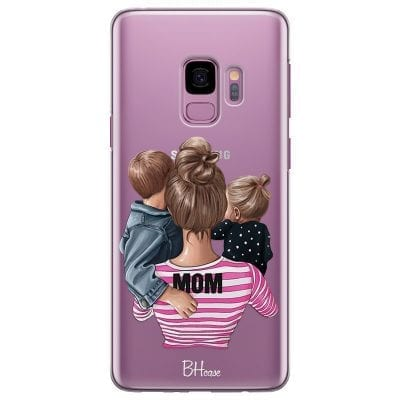 Mom Of Girl And Boy Case Samsung S9