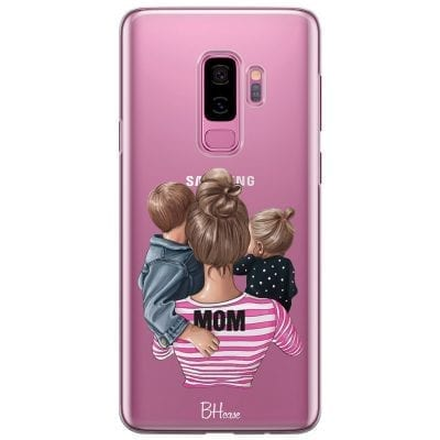 Mom Of Girl And Boy Case Samsung S9 Plus