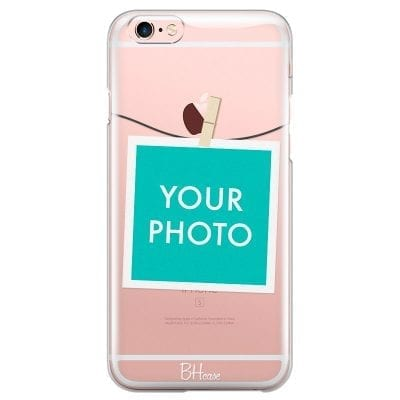 Case with photo in frame for iPhone 6/6S