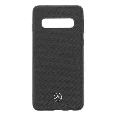 Mercedes Dynamic Line Black Case Samsung S10