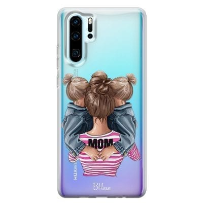 Mom Of Girl Twins Case Huawei P30 Pro