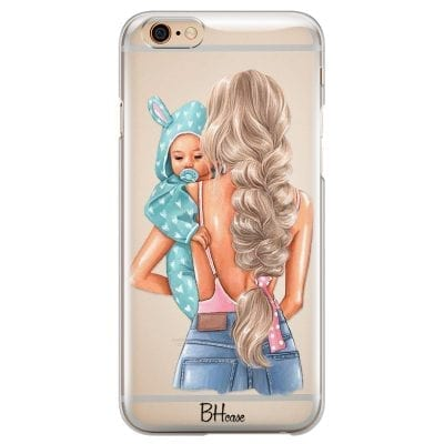 Mother Blonde With Boy Case iPhone 6 Plus/6S Plus