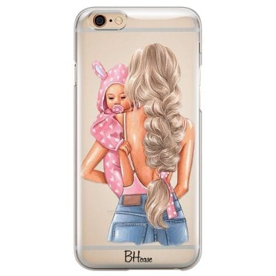 Mother Blonde With Girl Case iPhone 6/6S