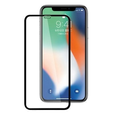 Full 3D Tempered Glass Black iPhone 11
