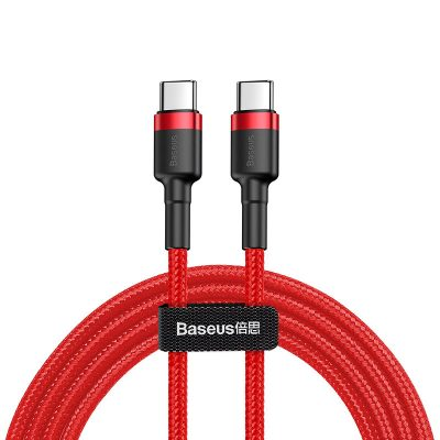 Baseus Cafule Series Type-C to Type-C 1m Cable
