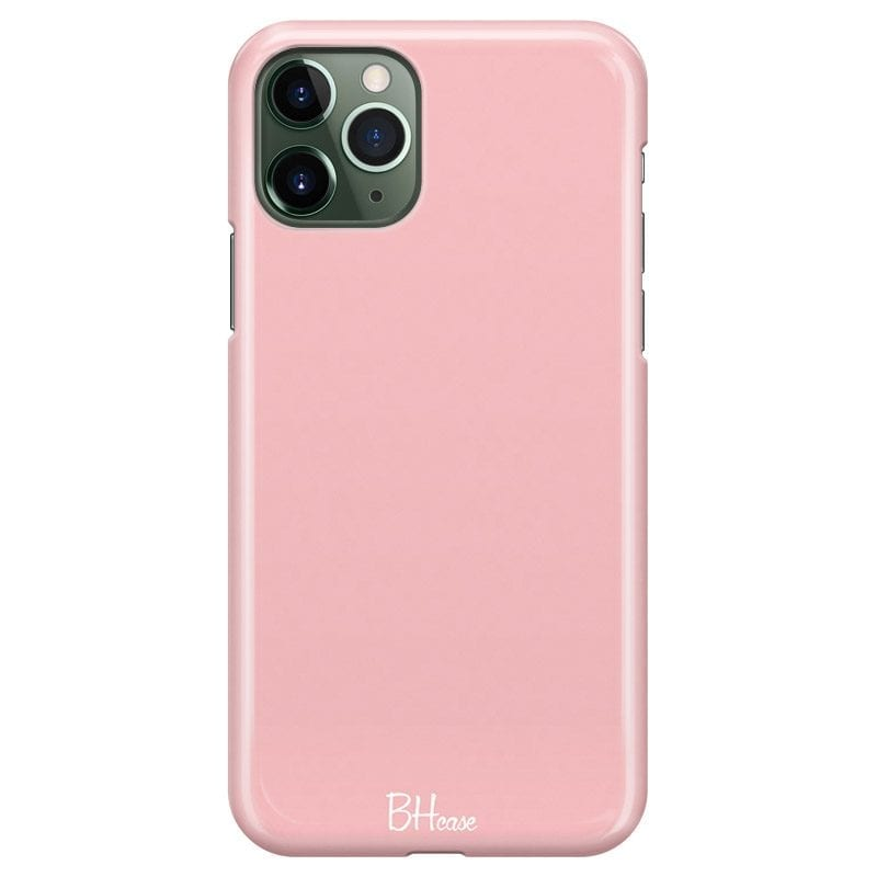 Charm Pink Color Case iPhone 11 Pro