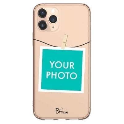 Case with photo in frame for iPhone 11 Pro Max