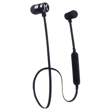 Karl Lagerfeld Bluetooth Stereo Earphones Black