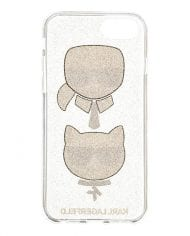 Karl Lagerfeld Choupette Gold Case iPhone 6/6S/7/8