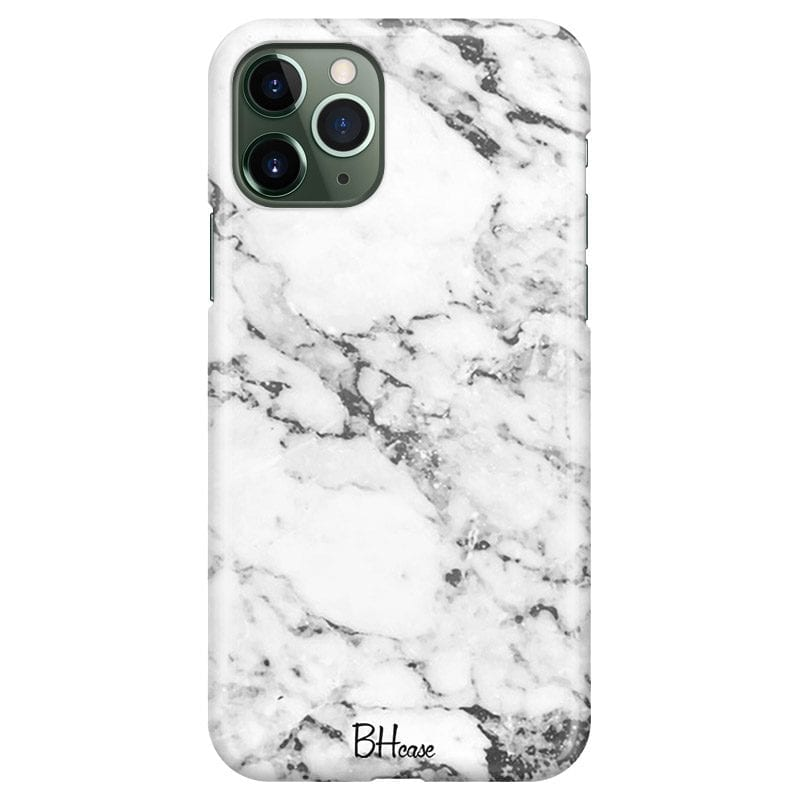 Marble White Case iPhone 11 Pro