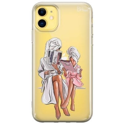 Mom Spa Case iPhone 11