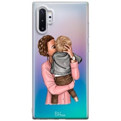 Mom With Baby Case Samsung Note 10 Plus