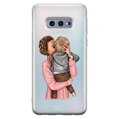 Mom With Baby Case Samsung S10e