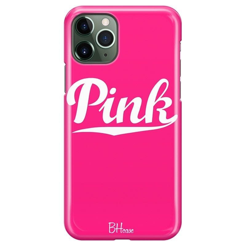 Pink Case iPhone 11 Pro