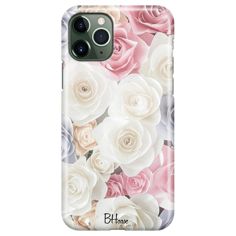 Roses Old Case iPhone 11 Pro