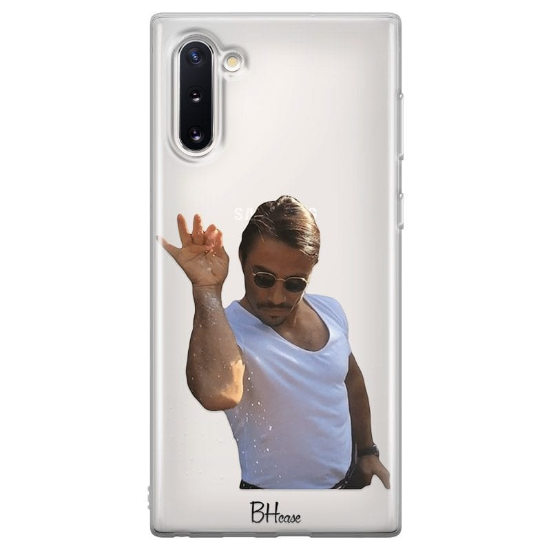 Salt Bae Case Samsung Note 10