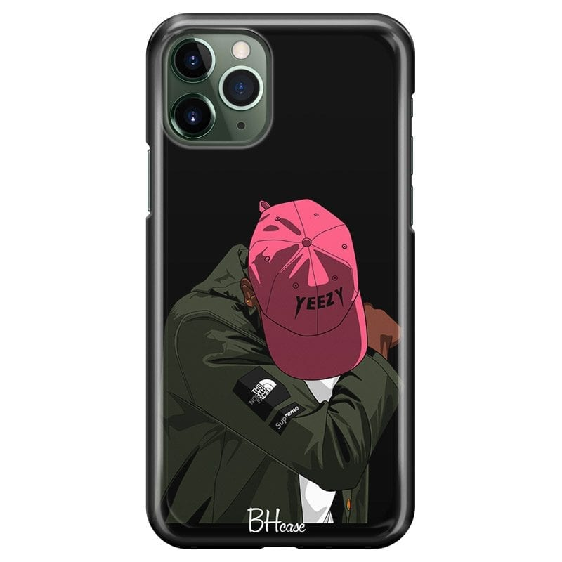 Supreme Faded Yeezy Boy Case iPhone 11 Pro