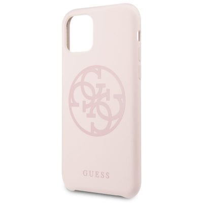 Guess 4G Tone Light Pink Case iPhone 11