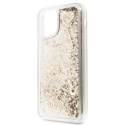 Karl Lagerfeld Karl and Choupette Black Case iPhone 11