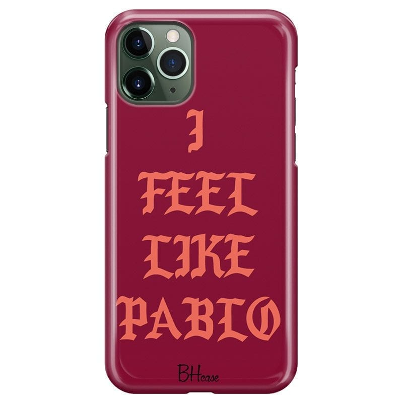 I Feel Like Pablo Case iPhone 11 Pro