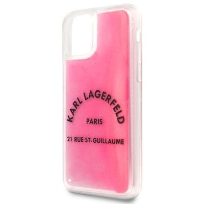 Karl Lagerfeld Glow In The Dark Case iPhone 11
