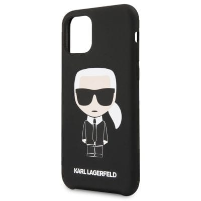 Karl Lagerfeld Iconic Black Case iPhone 11