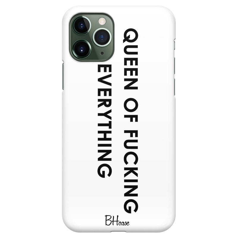 Queen Of Everything Case iPhone 11 Pro