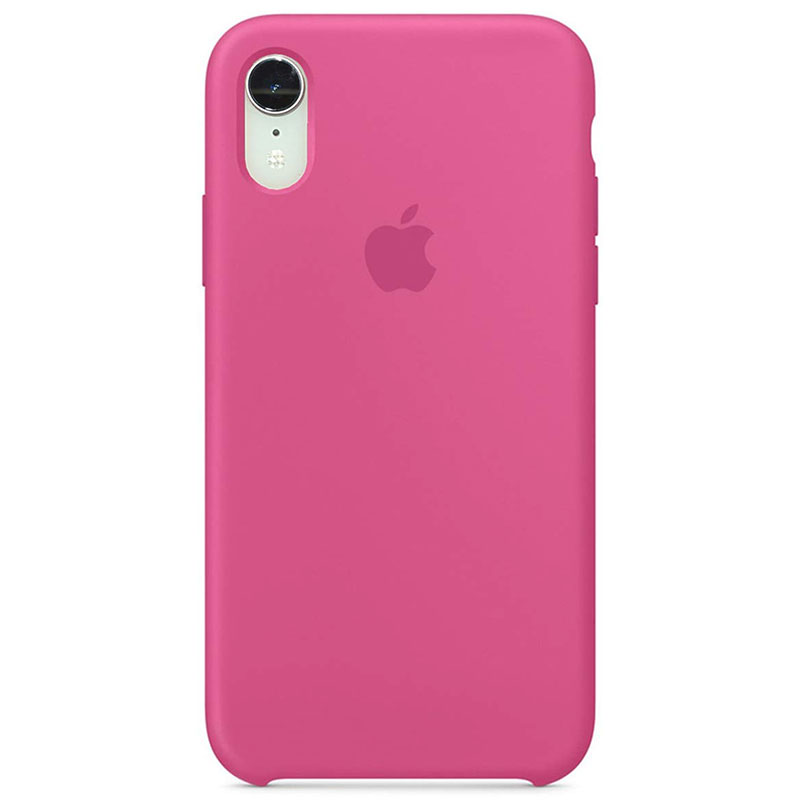 cover iphone xr apple silicone