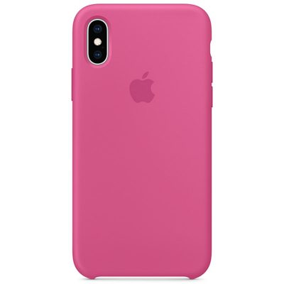 Apple Dragon Fruit Silicone Case iPhone XS