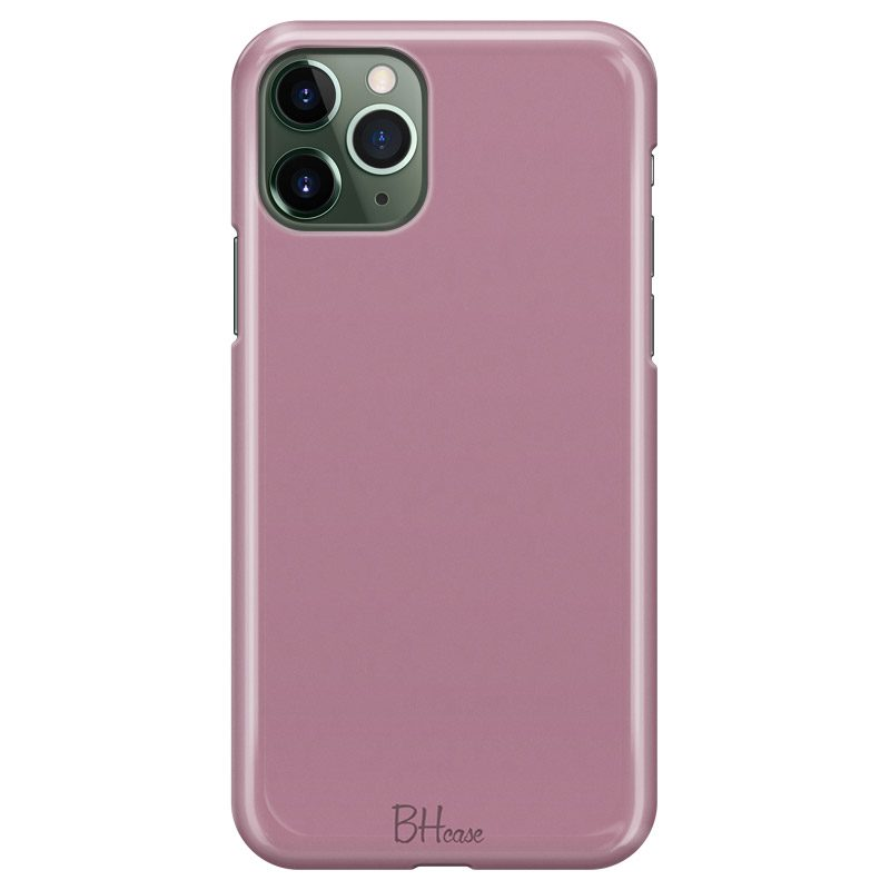 Candy Pink Color Case iPhone 11 Pro