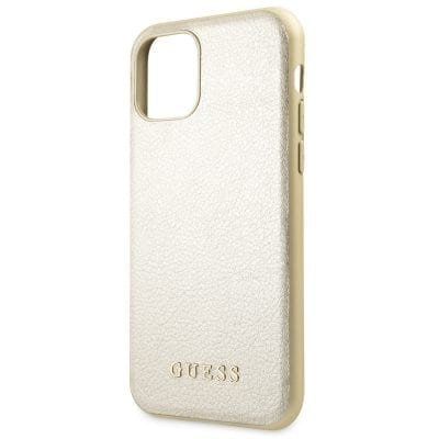 Guess Iridescent Gold Case iPhone 11 Pro Max