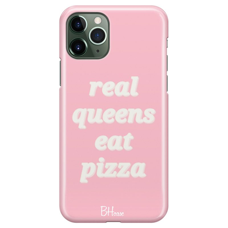 Real Queens Eat Pizza Case iPhone 11 Pro