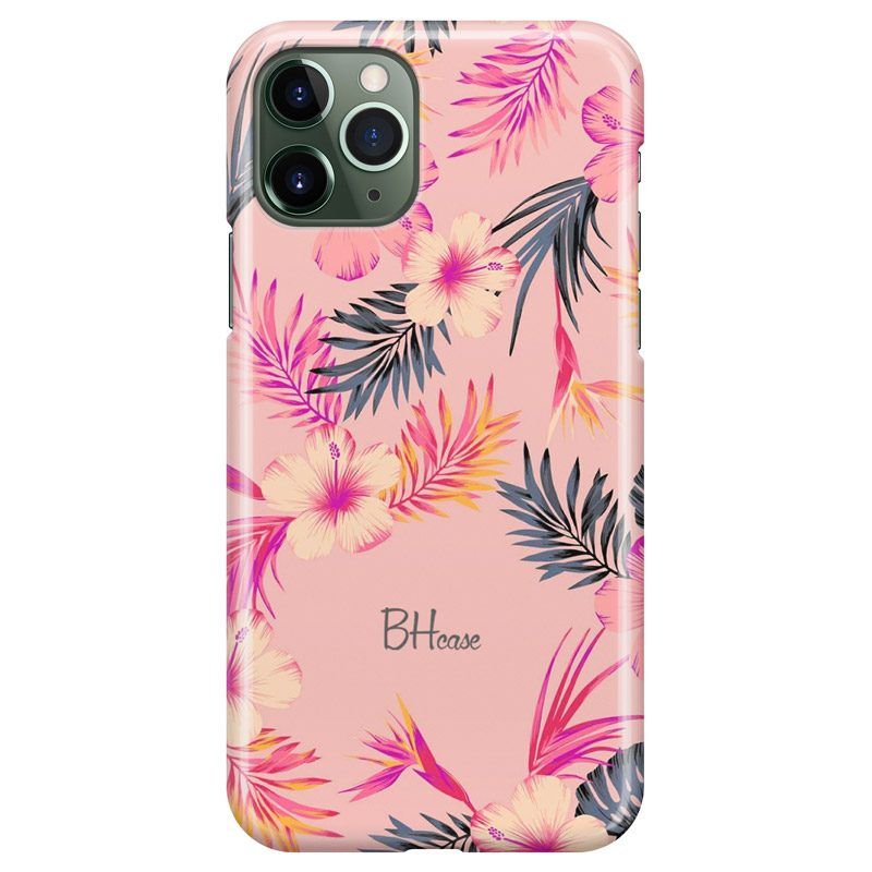 Tropical Pink Case iPhone 11 Pro