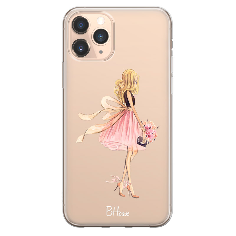 Blonde Girl Case iPhone 11 Pro