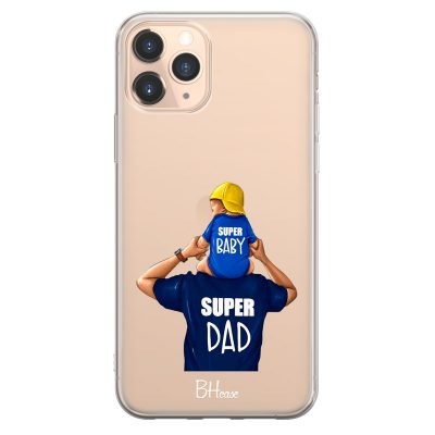 Father Is a Hero Case iPhone 11 Pro Max