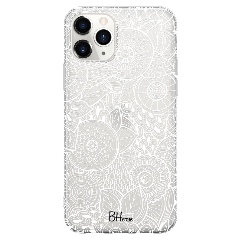 Flower Pattern Case iPhone 11 Pro Max