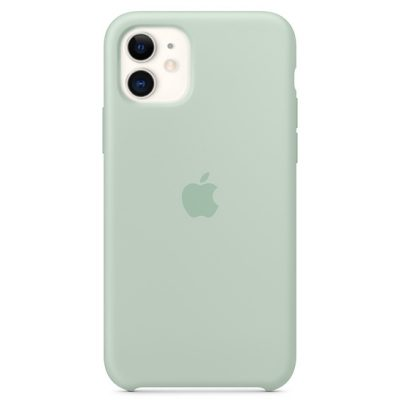 Apple Pomegranate Silicone Case iPhone 11