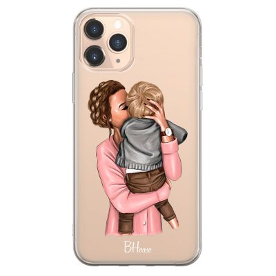Mom With Baby Case iPhone 11 Pro