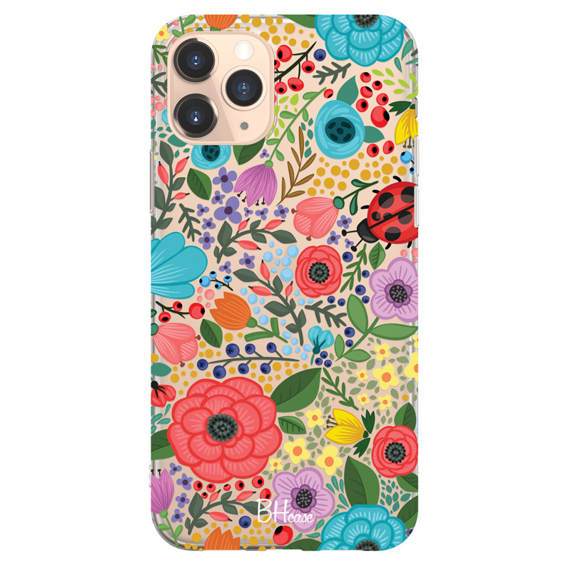Spring Flowers Case iPhone 11 Pro Max