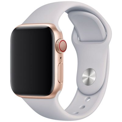 Silicone Band Apple Watch 42/44mm Fog Large