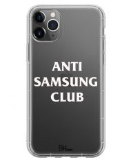 Anti Samsung Club Case iPhone 11 Pro Max