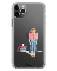 Books Girl Case iPhone 11 Pro Max
