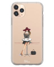 Coffee Girl Case iPhone 11 Pro