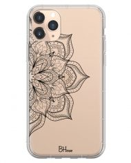 Flower Mandala Case iPhone 11 Pro Max
