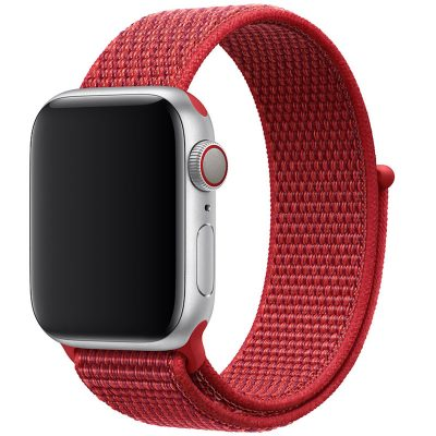 Nylon Band Apple Watch 38/40mm Red